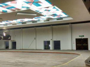 Nova fachada e saídas de emergência na Sede Central