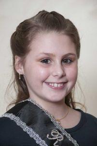 Rainha de festas infantil Julia Behr Brondani