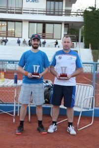 Categoria A: Antonio Largura (campeão) e Dilcir Cortina (vice-campeão)