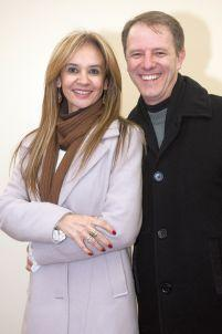 Silvia e Jeferson Vendrusculo