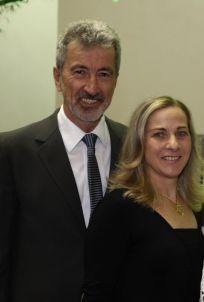 Maria Alai e Adir Ribeiro