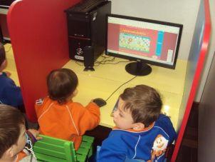 Atividades Multidisciplinares da Escola Doritos - Informática