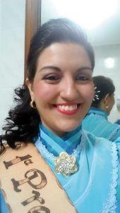 1ª prenda veterana do Querência das Dores, em 2015.