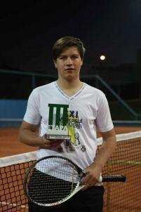 Categoria D - Vice-campeão - Arthur Gelain