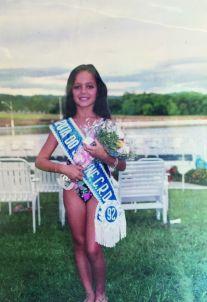 Concurso Garota do Sol 1992, vencido por Etiele.