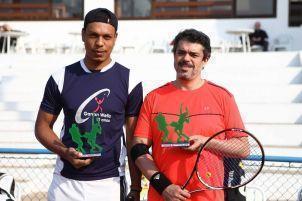 Categoria A - Vice-Campeões: Carlos Mattos/ Fladimir Chaves