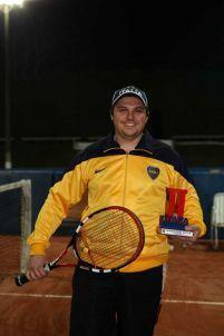Vice-Campeão / Categoria D - Bruno Foletto